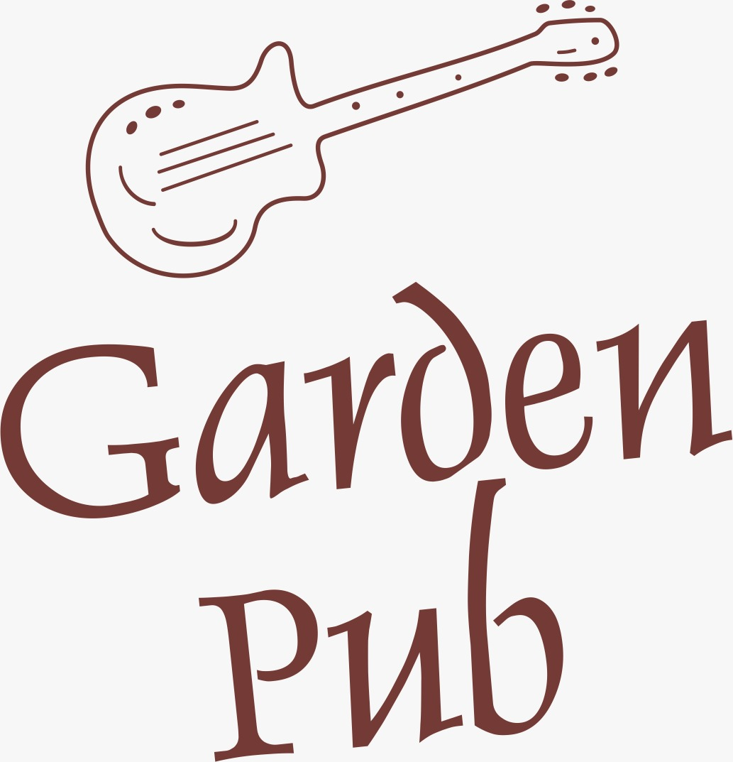 garden pub logo official